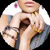 Дизайнерские женские браслеты