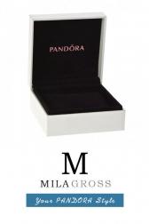 Фирменная коробочка для браслетов Pandora (9 см * 9 см)
