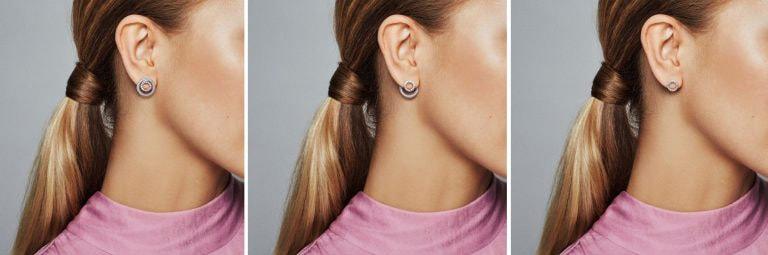 Серьги Пандора подписи Stud earrings купить